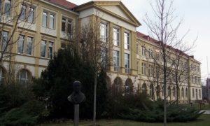 Klinikim Carl Gustav Carus Дрезден